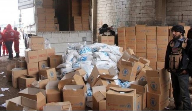 UN Carried Out First Humanitarian Airdrop in Syria