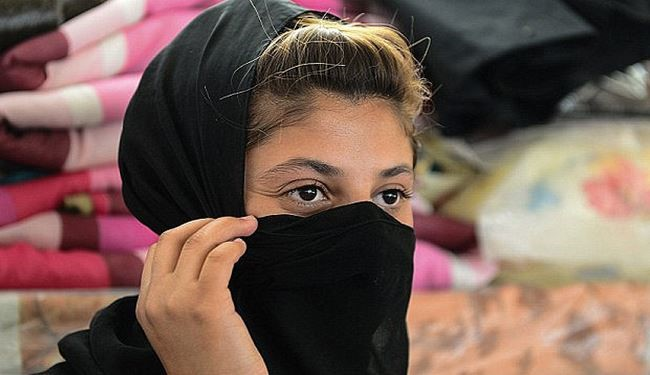 By PHOTOS: Yazidi 19 YO Details Her 9 Months of Hell as Being ISIS Sex Slave