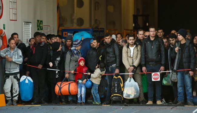 Germany's Parliament Affirms Tighter Migrant Rules