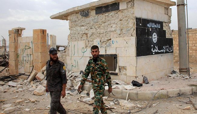 Syrian Army Takes another Village in Counter-Offensive on ISIS in Aleppo
