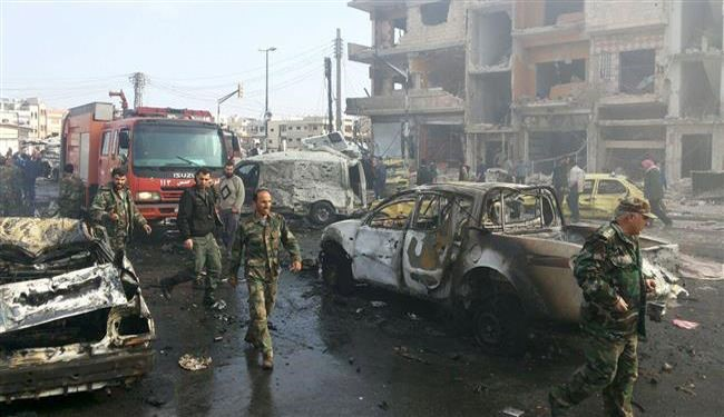 Car Bomb Blast Leaves 4 People Dead in Western Syria after Ceasefire