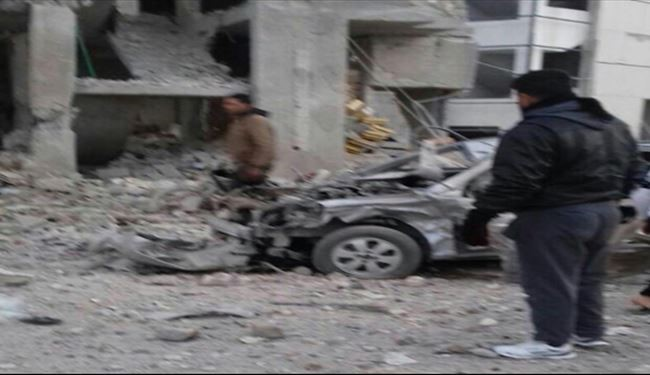 PICS: ISIS Terrorist Attacks Kill Nine Civilians in Hama, Deir Ezzor