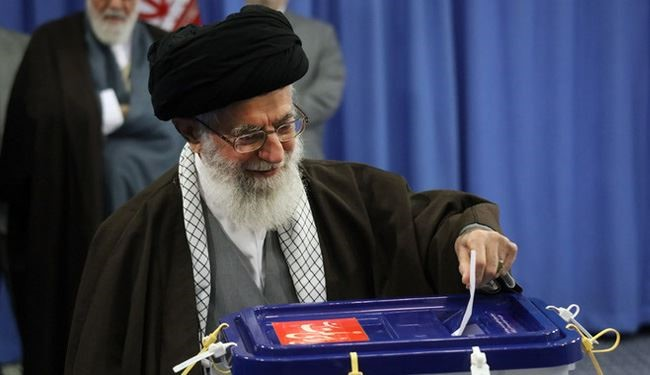 Iran Supreme Leader Thanks Nation over Elections Turnout