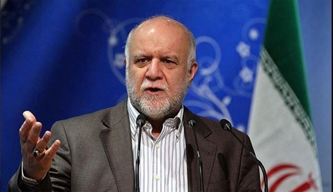 Iran Post-Sanctions Exports 1.75mn Oil Barrels: Zangeneh