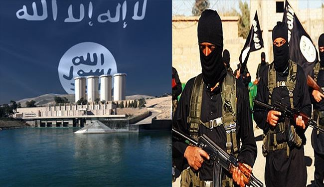 Will Evil ISIS Wiped Out If Dam Collapses in Catastrophic TSUNAMI in ISIS Territory?