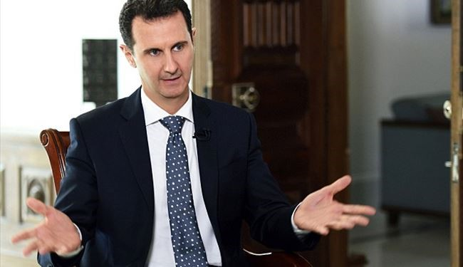 "Assad Promises Full Amnesty to Rebels; ""Just Give up Your Armament"""