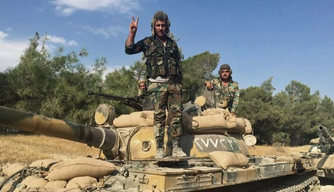 Syrian Army Units on Alert to Launch New Large-Scale Operation against ISIS in Raqqa