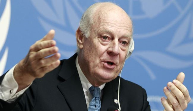 Damascus Government, Opposition Reject Federal System: UN Envoy
