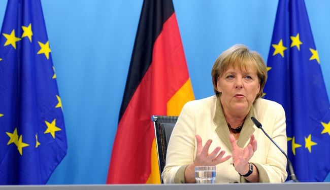 Germany's Chancellor Merkel Supports Possible EU-Turkey Deal on Refugees