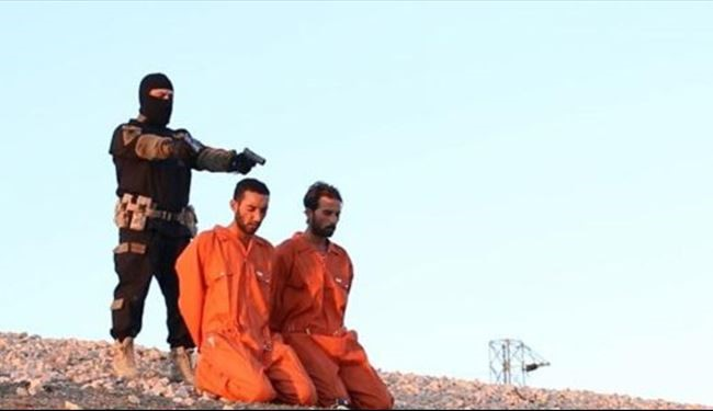 Graphic PHOTOS: ISIS Executes Savagely 6 Iraqi People in Fallujah