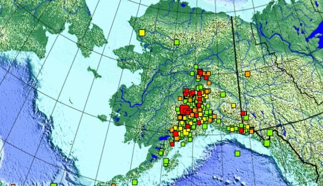 Strong 6.2-Magnitude Earthquake Hits off Alaska: USGS