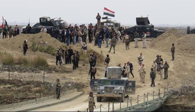 Iraqi Forces Liberate More Areas from ISIS in Anbar Province