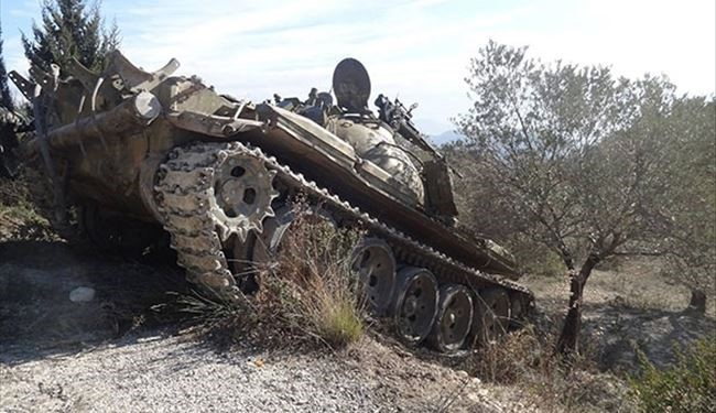 Syrian Army Troops Demolish Militants Military Equipment, Kill Dozens in Homs, Deir Ezzor