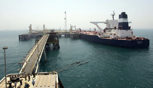 Iran's Oil Exports at Highest Level in 22 Months