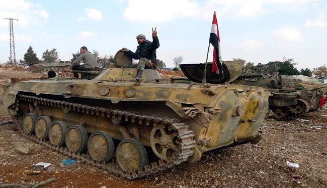 Syrian Army Troops Take Key Areas from ISIS in Latakia, Kill Militants in Raqqa