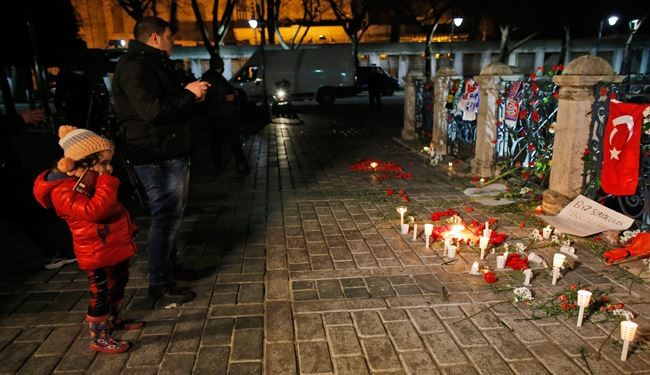 Turkey's Istanbul a Ghost City after ISIS Suicide Attack