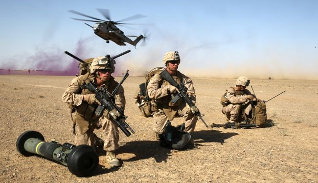 United States Deploys More Marines to Iraq to Boost Forces