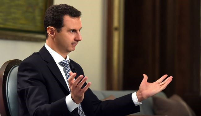 Syrian President Assad Calls on Muslims to Unite against Extremism, Terrorism