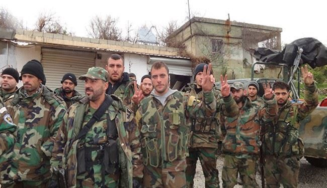Syrian Army Troops Seize More Areas in Latakia Province