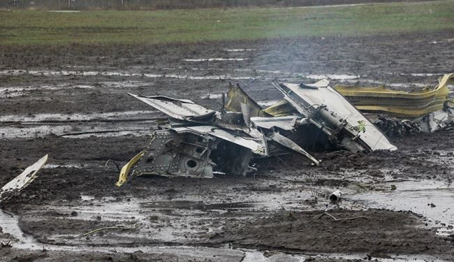 Russian Airport Reopens after Deadly Plane Crash