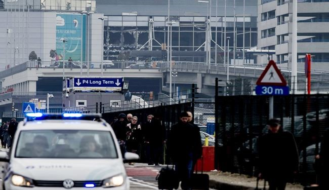 URGENT, EU Staff Told to Remain Indoors or at Home after Brussels Blasts: Commission