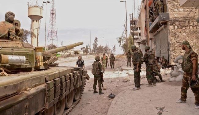 Syrian Army Troops Retake Key Area in Homs, Inches Closer to Palmyra