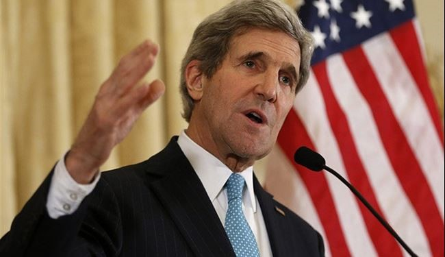 Kerry Says US Still Committed to Ukraine's Territorial Integrity