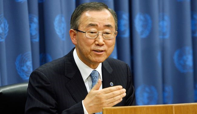 UN Chief Praises Syrian Army Victory in Palmyra against ISIS