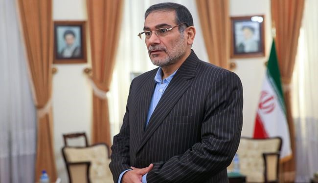 Iran to Continue Full Support for Syria: Iran Security Chief