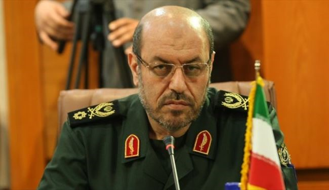 Iran Defense Minister Calls on Syria to Intensify Fight against ISIS