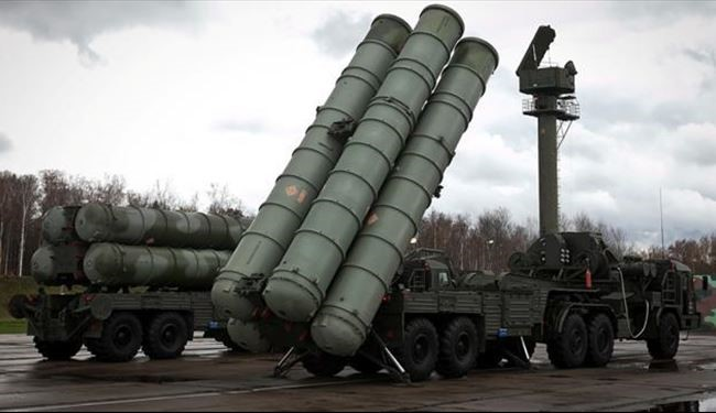 Moscow to Sell S-400 Missile Defense Systems to India