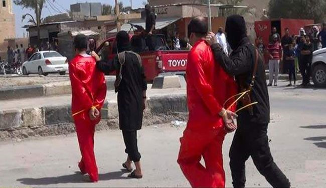 Daesh Executes 35 Civilian for Trying to Escape Fallujah