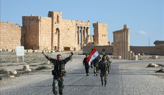 Only 3 Steps Needed to Deal Fatal Blow to Disorganized ISIS after Palmyra: Iraqi Official