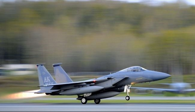 US Deploys F-15 Warplanes to Iceland, Netherlands to Deter Alleged Russia Aggression in Europe