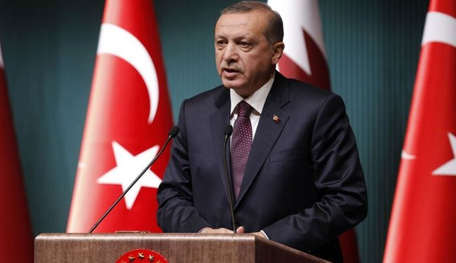 Turkish President Says Offended by US Counterpart Remarks on Press Freedom