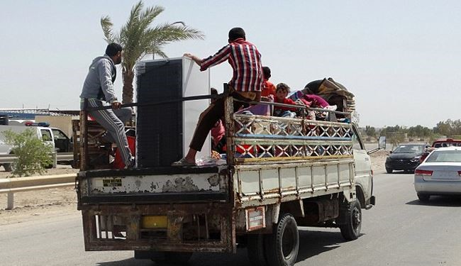 3,000 Iraqi Families Return to Ramadi after Army's Victory over ISIS