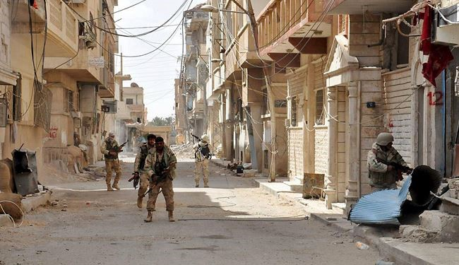 Syrian People Revolt against ISIS after Army's Victory in Palmyra