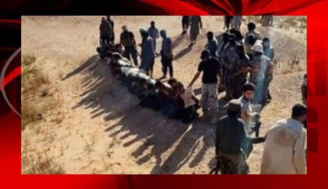 Biggest Elimination inside ISIS; Terror Group Executes 15 of its own Members