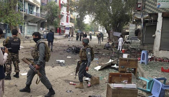 6 Killed, 22 Injured in Taliban Suicide Bombing in Eastern Afghanistan