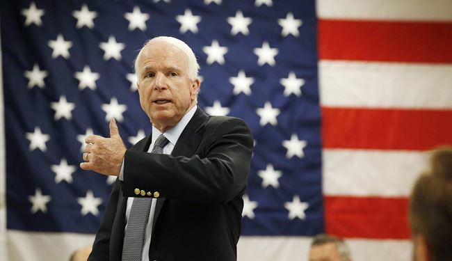 Another Vietnam Looms: McCain Rips ISIS War in Iraq, Syria