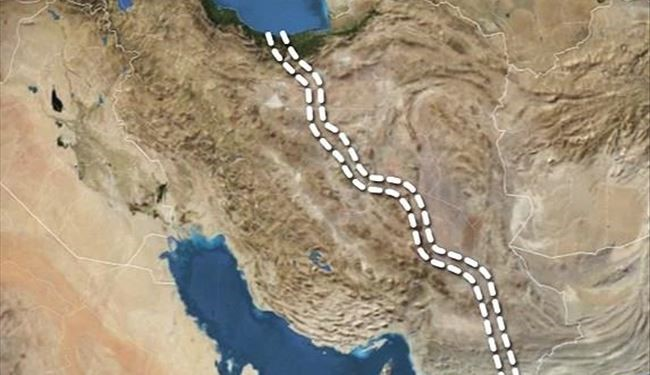 Iran Studying Strategic Caspian Sea Canal to Persian Gulf