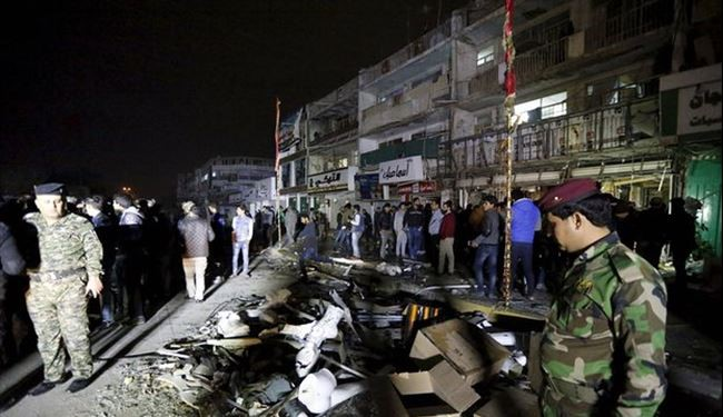 ISIS Bombings, Mortar Attack Kill 10 in, around Iraq's Baghdad
