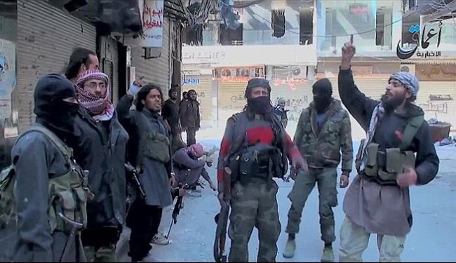 ISIS Militants Take Over Yarmouk Refugee Camp from Al-Nusra Front