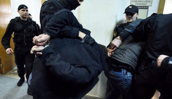 Russian Federal Security Service Arrests ISIS Terrorists in St. Petersburg