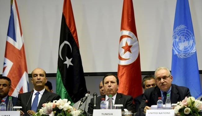 50 Countries, Organizations Discuss Support for Libya Government