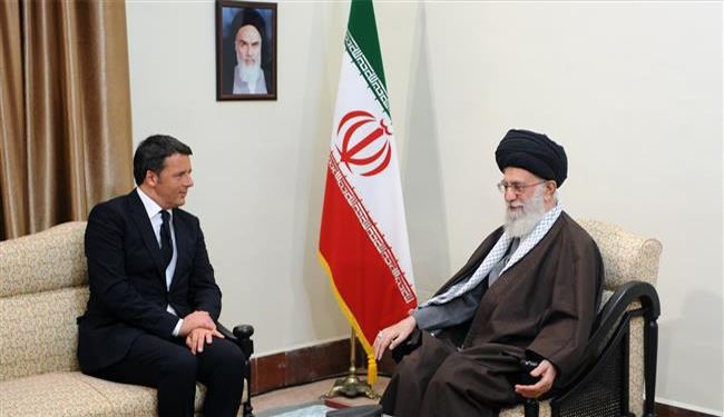 Leader: Europeans' Visits to Iran must Yield Tangible Results
