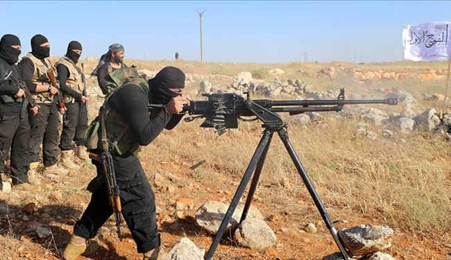 US Plan B: CIA to Arm Syrian Rebels with Heavy Weapons if Truce Fails