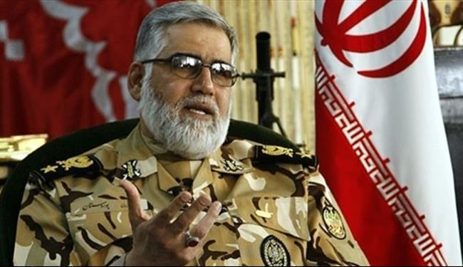 Some Regional Countries Want Terrorism Reach Iran: Military Commander
