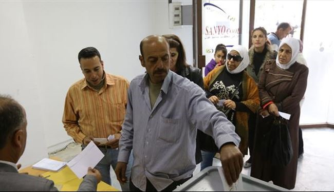 Syrian Govt. Starts Counting Votes in Parliamentary Elections