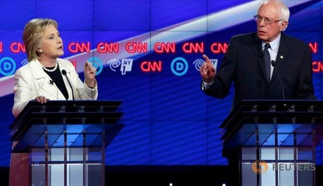 Clinton, Sanders Showed Bad Blood between Them at CNN Showdown